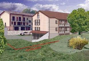 Progetto esecutivo e direzione lavori progetto preliminare e definitivo eseguiti per conto dell - Progetto casa giussano ...