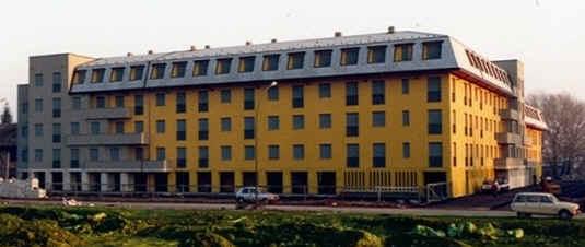 Edificio residenziale 101 alloggi trezzano sul naviglio mi 1984 1987 - Progetto casa giussano ...